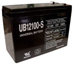12 volt 10ah scooter battery